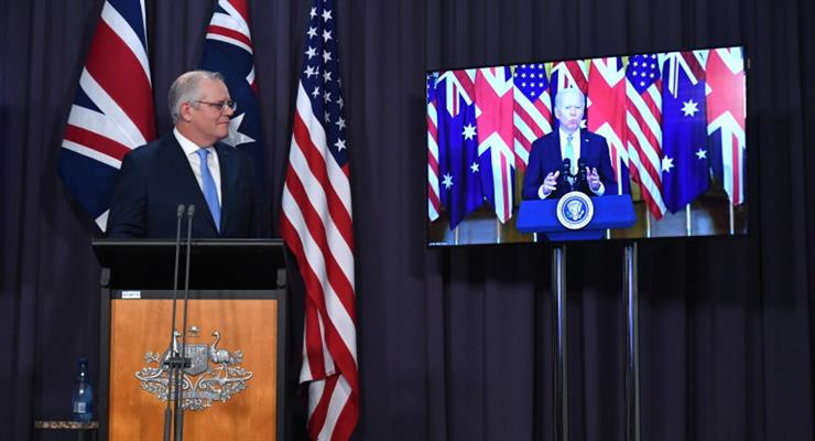 Австралія розірвала договір про підводні човни з Францією, Париж в люті