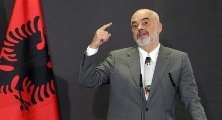 в Албанії новий уряд, в якому 12 з 17 міністрів - жінки