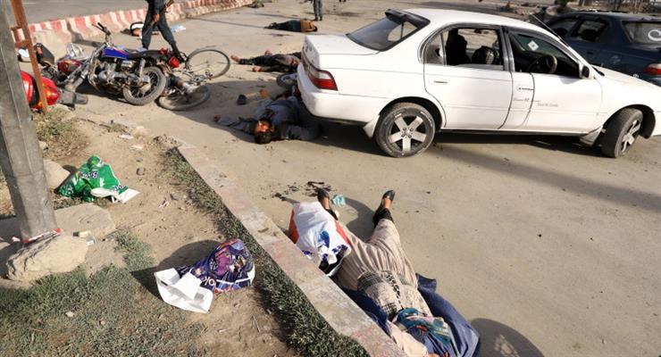 «Ісламська держава» взяло на себе відповідальність за теракти в Афганістані