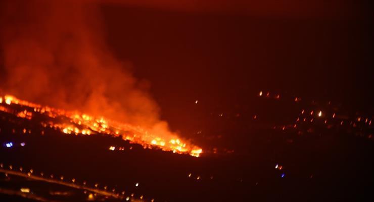 Близько 100 будинків зруйновані вулканом на Канарських островах