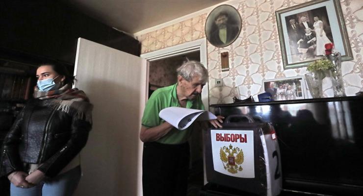 США не признают парламентские выборы в России на территории Украины