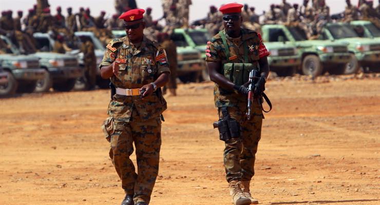 попытка государственного переворота в Судане