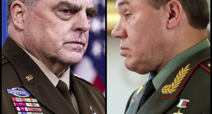Командувачі армією США і Росії зустрілися в Гельсінкі з питань Афганістану та Азії
