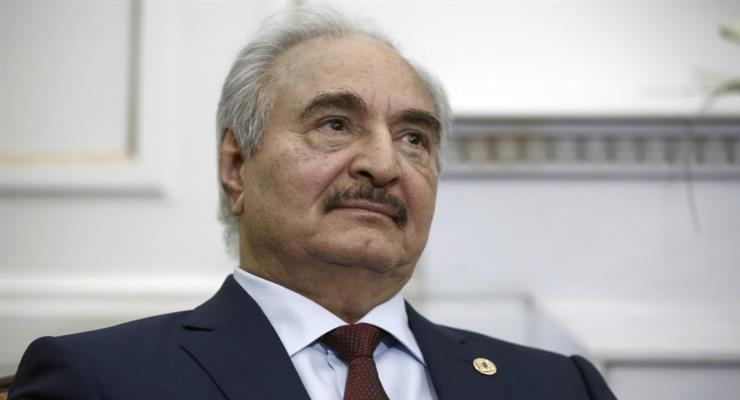 Фельдмаршал хочет стать президентом Ливии