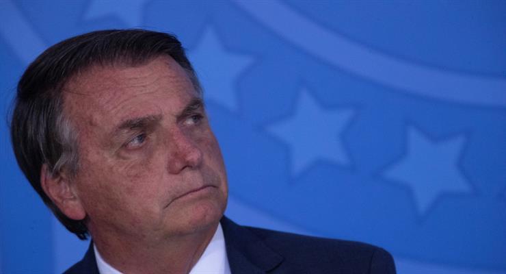 Президент Бразилії знаходиться на ізоляції