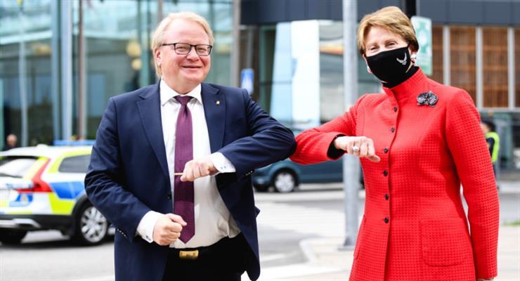 Швеция подписала соглашение об обороне с Норвегией и Данией