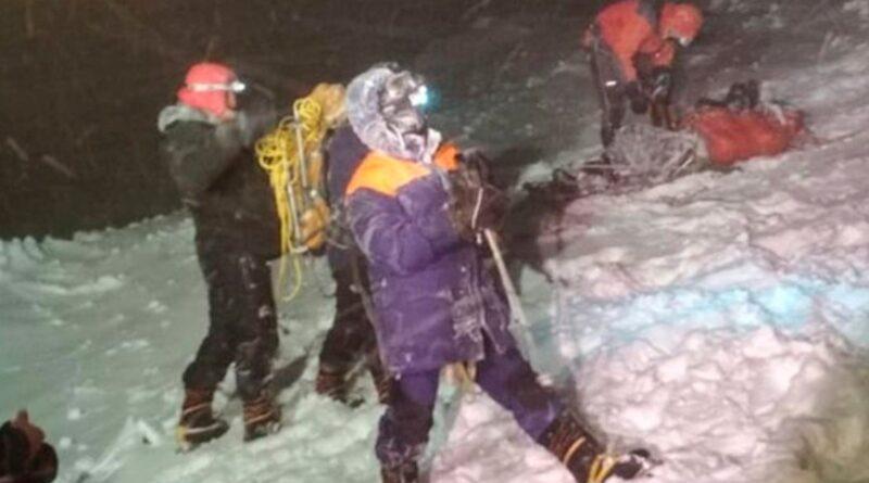 П'ятеро альпіністів загинули при сходженні на Ельбрус