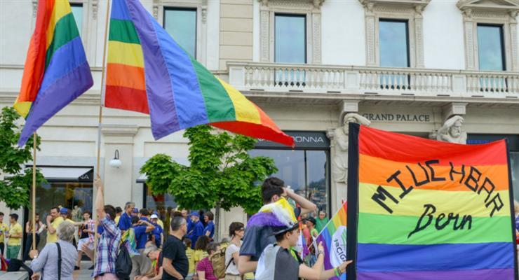 швейцарці проголосували за одностатеві шлюби