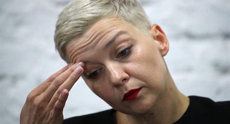 Колесникова отримала Премію Вацлава Гавела за права людини