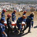 Понад 20 людей постраждали в результаті землетрусу на острові Крит