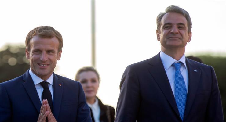 Франція і Греція оголошують про угоду по зброї
