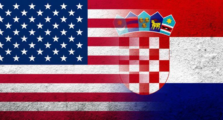 США вводять безвізовий режим для хорватських громадян на термін до 90 днів