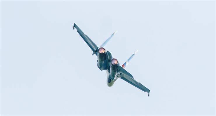 Россия подняла по тревоге истребитель, чтобы увести американский самолет-разведчик