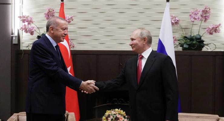 Путин приветствует компромиссы между Турцией и Россией