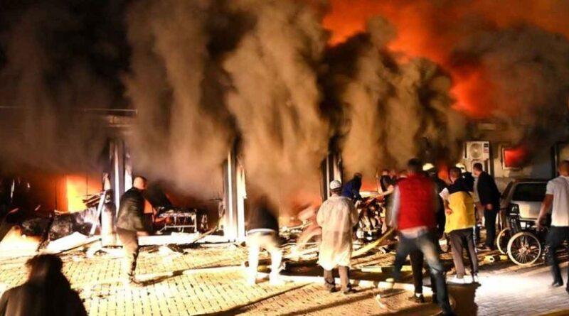 пожежа забрала життя багатьох пацієнтів