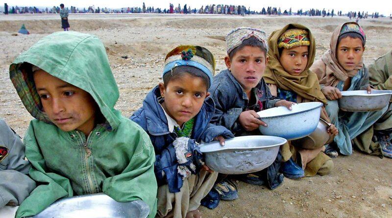 Економіка Афганістану на межі краху