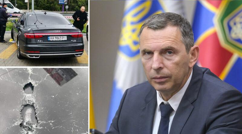 Обстріляли машину помічника президента України