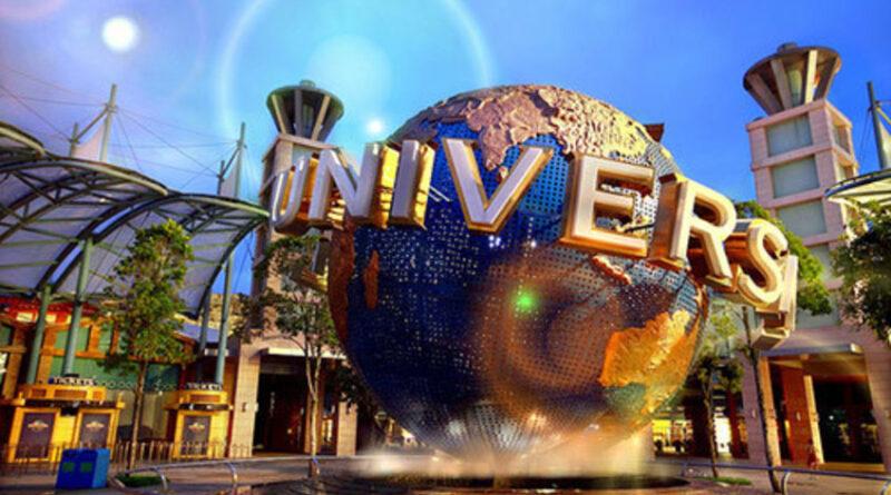 Universal Studios відкрила парк розваг в Пекіні