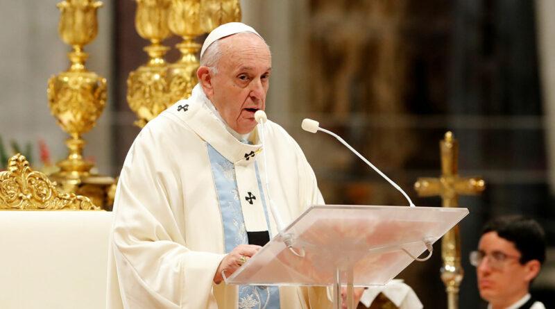 Папа Франциск просить Європу прийняти біженців з Афганістану