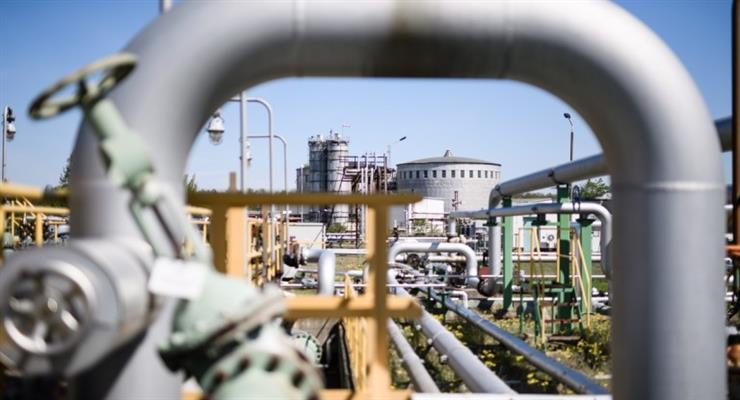 транзит російського газу через Україну в Угорщину призупинено