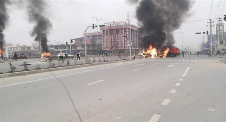 Щонайменше вісім людей загинули і 20 отримали поранення в результаті вибуху в мечеті в Кабулі