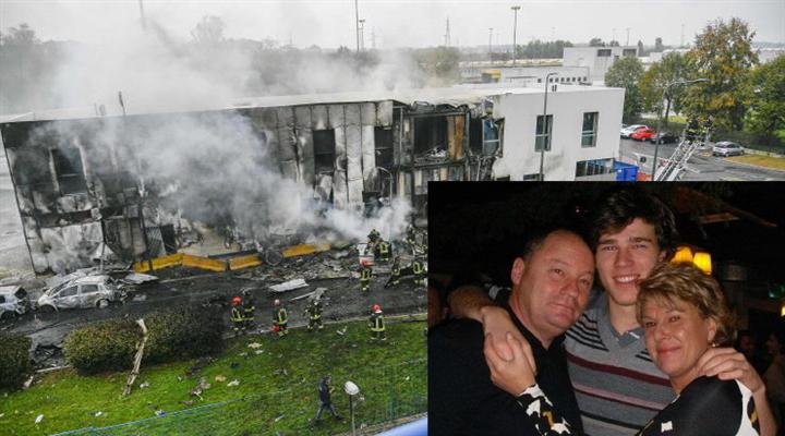 Румунський мільярдер, його дружина і син загинули в авіакатастрофі