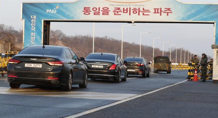 Північна Корея відновлює зв'язки з Півднем