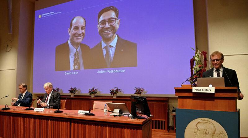 Нобелівська премія з медицини 2021