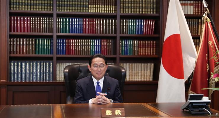 Новий прем'єр-міністр Японії вступає на посаду