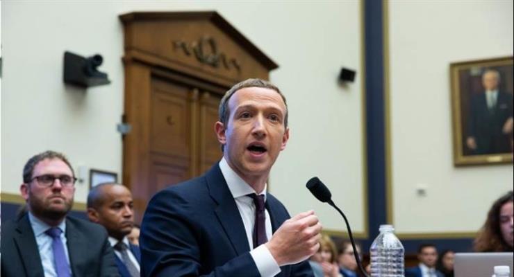 Збій в роботі Facebook відправив Марка Цукерберга на 6-е місце в рейтингу Forbes