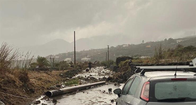 Торнадо і великі повені в Італії