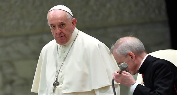 Папа соромиться нездатності католицької церкви боротися з сексуальним насильством над дітьми у Франції