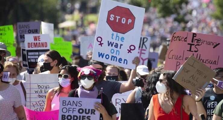Суддя в США тимчасово заблокував заборону на аборти в Техасі
