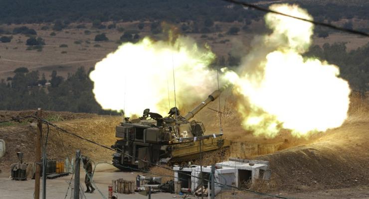 напруженість на кордоні Ізраїлю з Ліваном