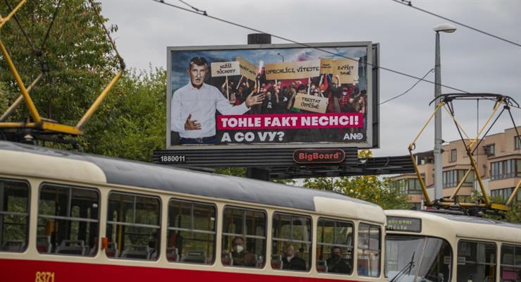 У Чехії проходять вибори в парламент
