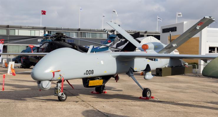 Україна будує завод з виробництва турецьких дронів
