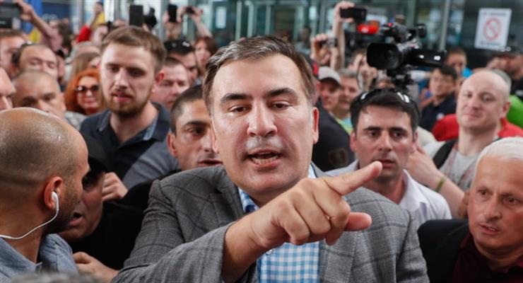 Опозиція Грузії готує акцію протесту на підтримку Саакашвілі