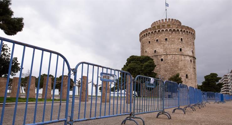 Штраф у розмірі 50 000 євро за приватну вечірку в Салоніках