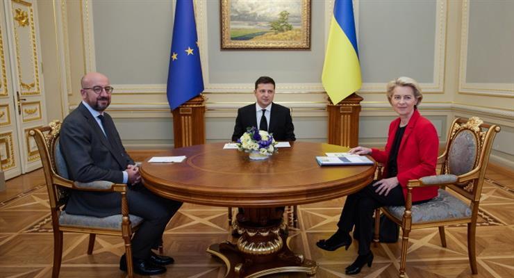 Брюссель запевнив Україну: ЄС намагається забезпечити поставки газу в країну