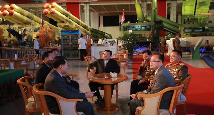 конфлікт Північної і Південної Кореї