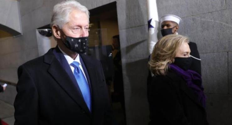 Білл Клінтон виписаний з лікарні