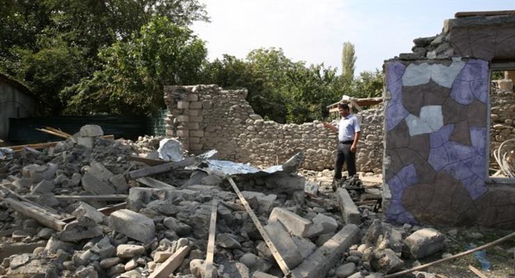 Россия отправила в Нагорный Карабах 10 тонн гуманитарной помощи