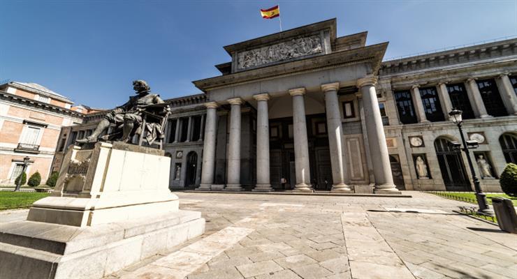 Протестуючі забарикадувалися в музеї Прадо в Мадриді