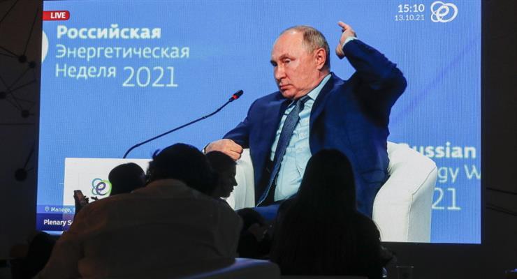 Путін не поїде в Глазго на COP26