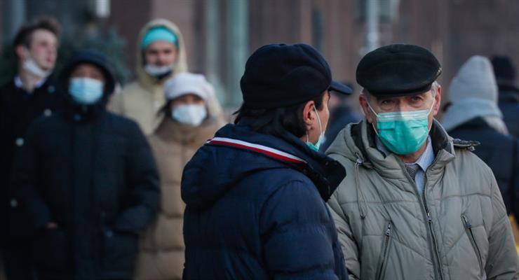 У Москві заборонили нещепленим людям старше 60 років залишати домівки