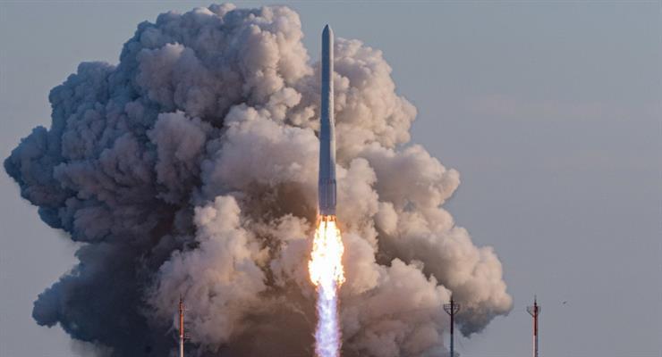 Південна Корея запустила першу космічну ракету власного виробництва