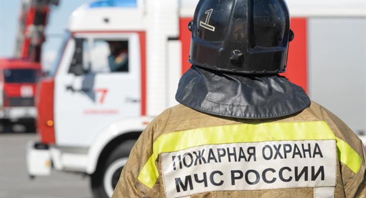 16 людей загинули в результаті пожежі на заводі з виробництва вибухових речовин в Росії