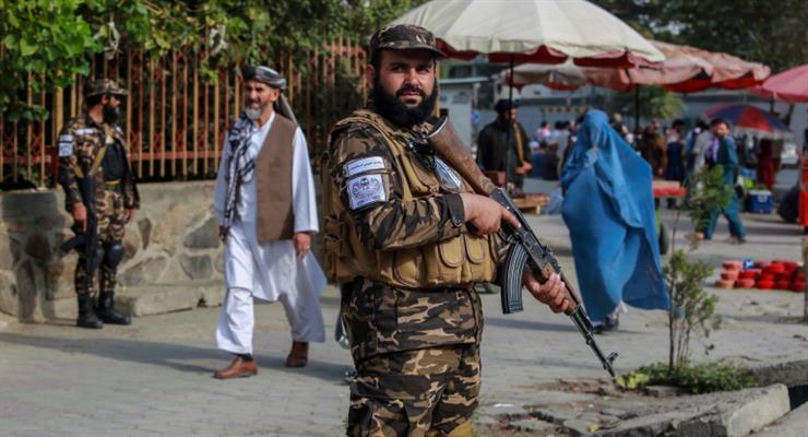 Червоний Хрест закликав міжнародне співтовариство допомогти голодуючим в Афганістані