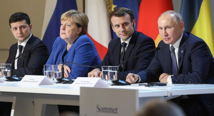 Росія, Україна, Німеччина і Франція зустрінуться, щоб обговорити ситуацію на Донбасі
