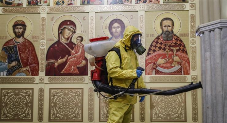 Беспокойство в Москве - новая версия Delta